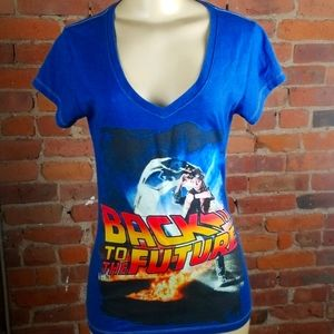 PRICE Firm 🍭Back to the future T- Shirt NWOT